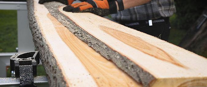 Portable Sawmills and Woodworking Machinery | LOGOSOL