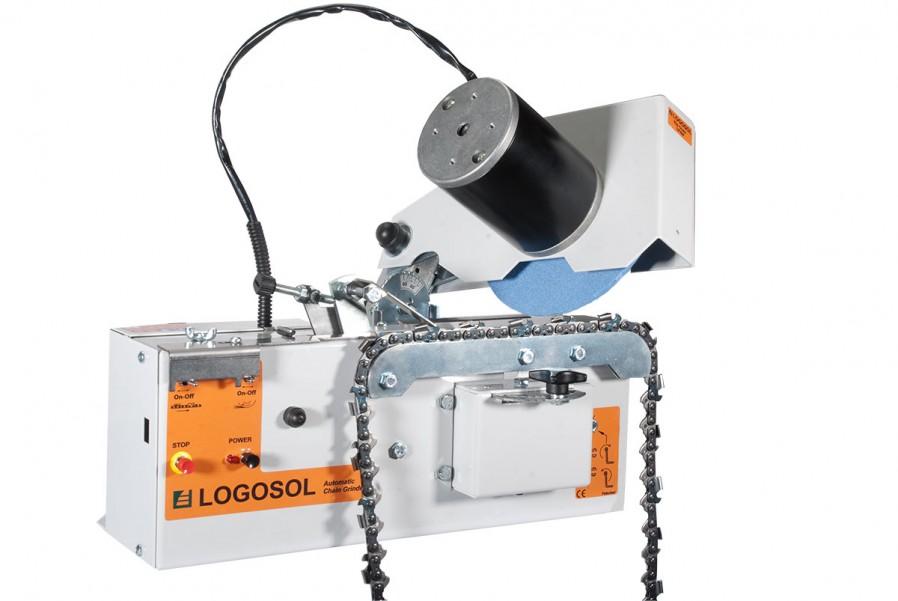 Chain Sharpening Robot
