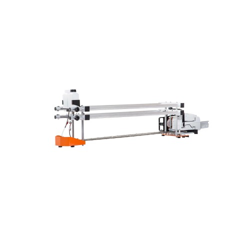 "Big Mill saw frame, for 66"" (167 cm) guide bars"