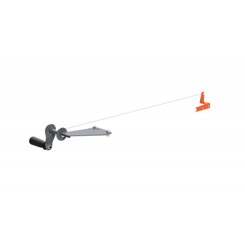 Crank Feed for Petrol Chainsaw