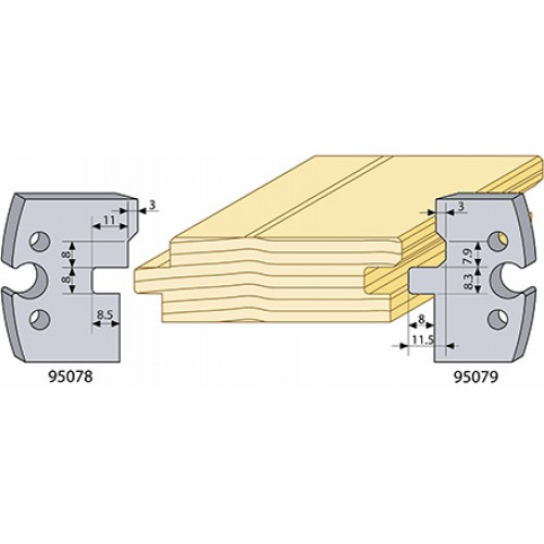 Flooring & Decking kit (PH260/360/365)