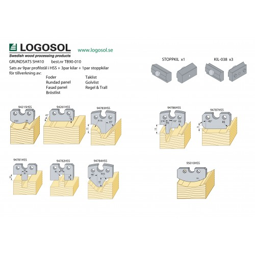 Starter package SH410